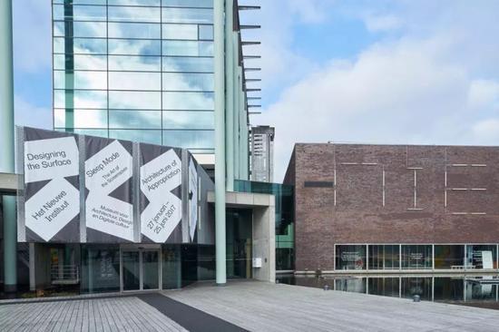 建筑博物馆外观