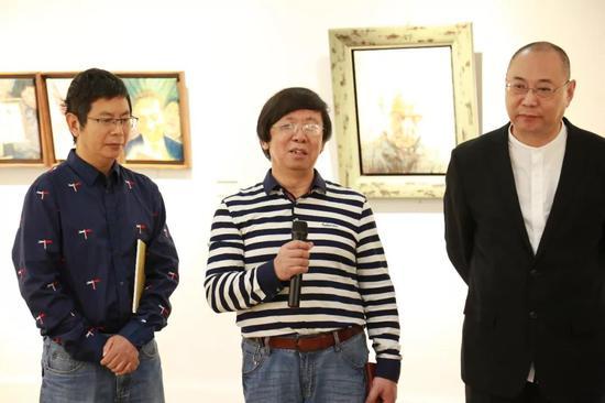 华东师范大学美术学院胡光华教授