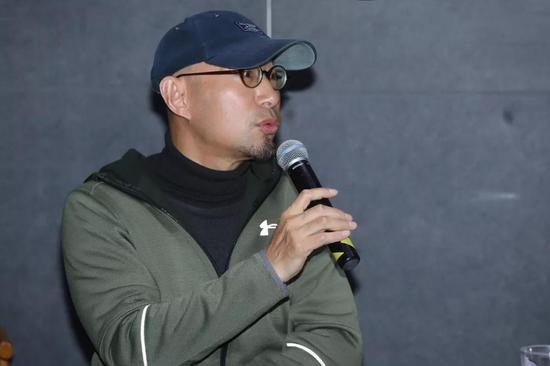 本场最活跃——《北京青年周刊》常务副主编 卢北峰