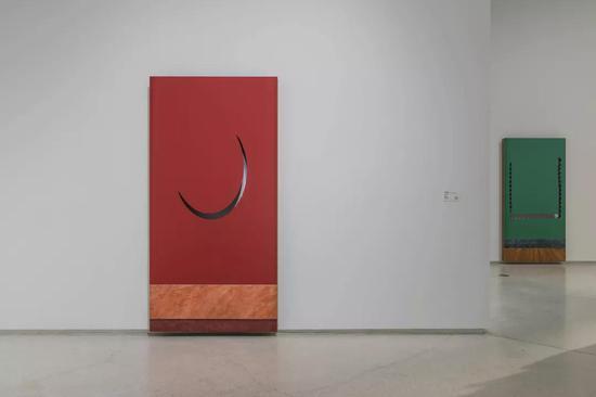 《致读者的信》红砖美术馆展出现场 瓦利德-拉德2014