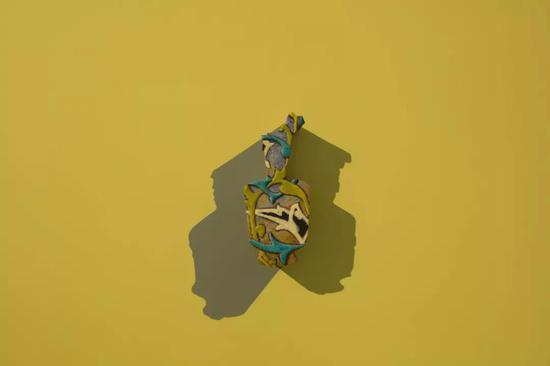 《在我不用担责的东西上划痕:卢浮宫》红砖美术馆展出现场瓦利德-拉德 2014-15