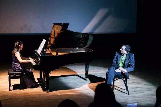 揭幕式当晚 《木心与尼采》特展-尼采朗诵会