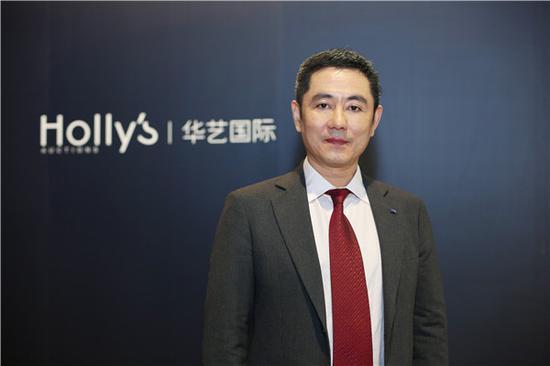 华艺国际创始人李亦非先生