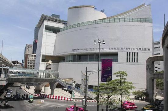 ▲曼谷文化艺术中心