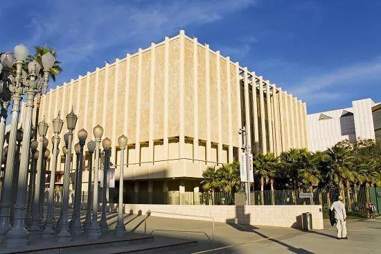 ▲洛杉矶郡立博物馆