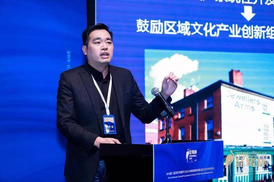 中央美术学院艺术管理与教育教授张正霖先生