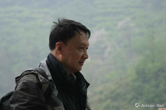 艺术家王明明