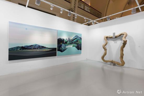 2018上海廿一当代艺术博览会 汪建伟个展:寒武纪现场