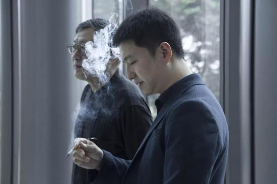 ▲郑闻:策展人、南艺美术馆副馆长