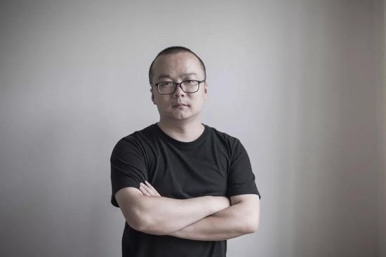 ▲蓝庆伟:艺评人、策展人,博士,广汇美术馆副馆长