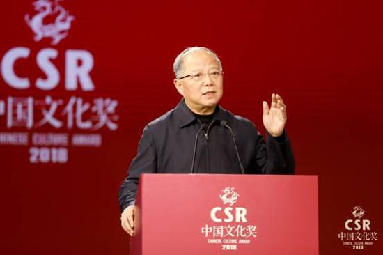 原文化部副部长、中国文物保护基金会理事长励小捷 致辞