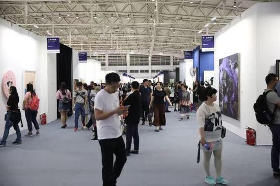 2018艺术北京现场