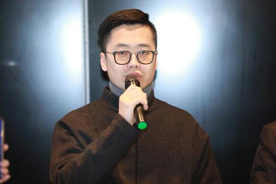 中国人民大学艺术学院青年教师朱兴国老师在研讨会上分享博物馆课堂的有趣案例