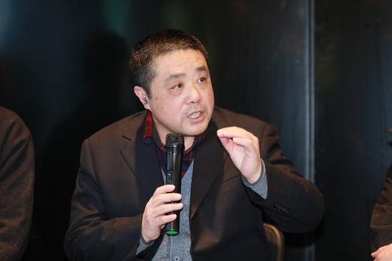 中国艺术研究院图书馆副馆长常丰威老师在研讨会上发言