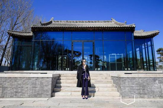 华谊艺术公司副总裁、松美术馆负责人王端