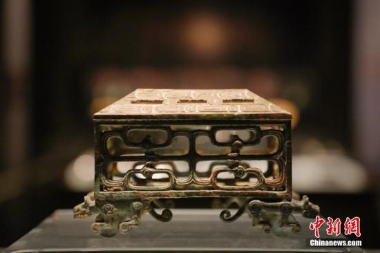 探访陕西芮国遗址博物馆找寻国家宝藏