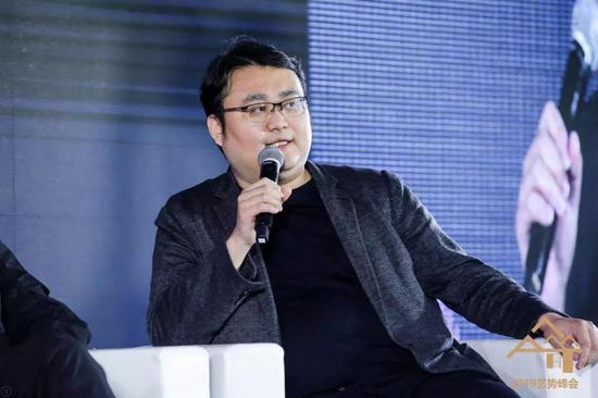 首师大客座教授、在艺App创始人 谢晓冬