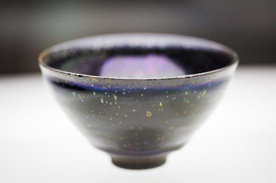 美秀美术馆藏的曜变油滴为日本重要文化财产?MIHOMUSEUM