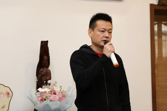 北京爱尔公益基金会会长助理李戟