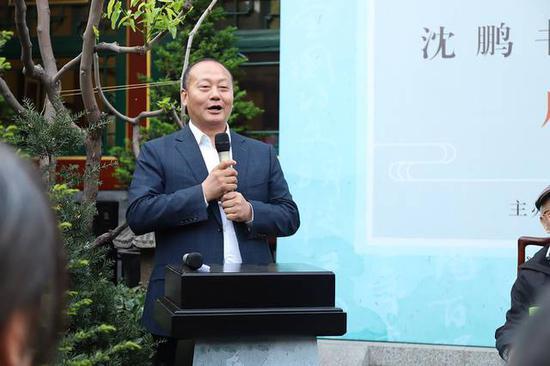 湖南华民资本集团股份有限公司董事长 卢建之先生发言