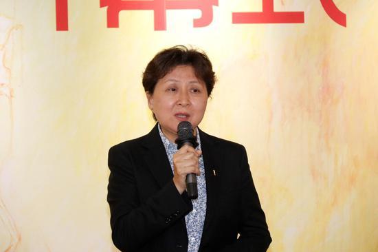 河南省文化和旅游厅康洁厅长致辞