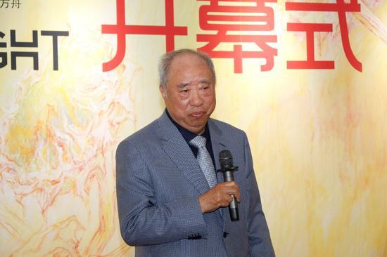 全国台企联、常务副会长王任生先生致辞