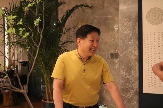 著名书法家马东生先生