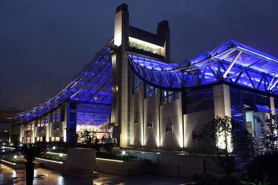 上海元代水闸遗址博物馆