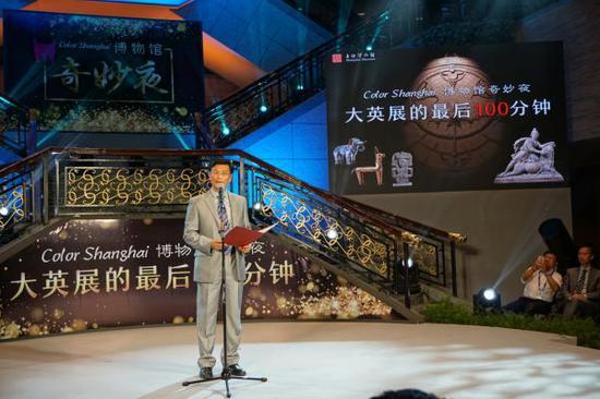 上海博物馆可以夜间开放了