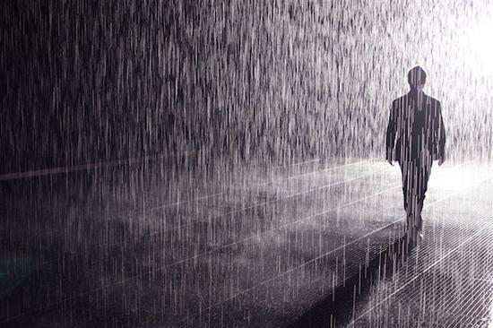 """余德耀美术馆 """"雨屋"""""""