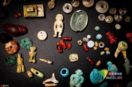 庞贝古城出土疑为巫师收藏品