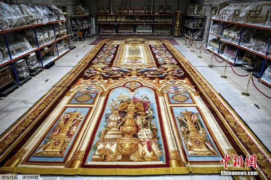 巴黎圣母院大火中幸存文物将展出
