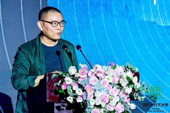 中国美术家协会雕塑艺术委员会副主任傅中望阐释创作理念