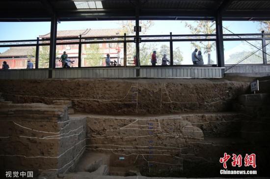 开元寺南广场遗址出土文物6700余件