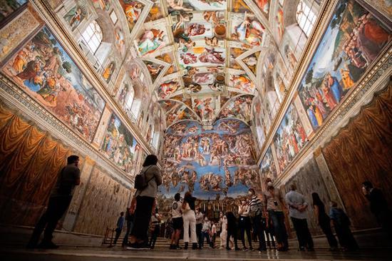 意大利重启博物馆