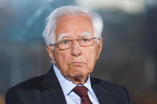 德国收藏家埃里希马克思99岁辞世