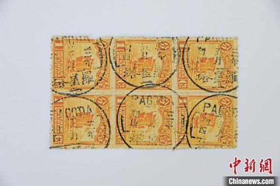 福州马尾小邮戳见证中国近代邮政史福州邮政