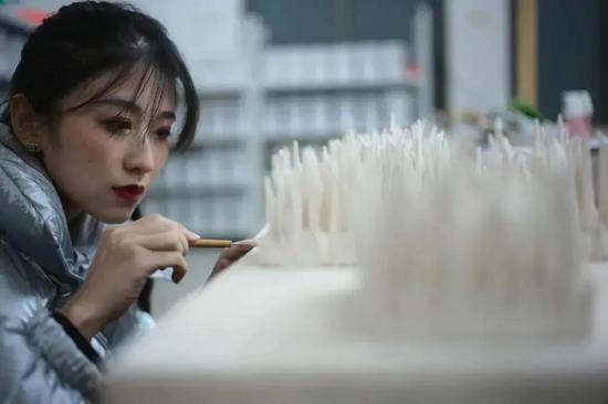 芸芸众生:艺术家孙宇韩国个展在月海美术馆开幕