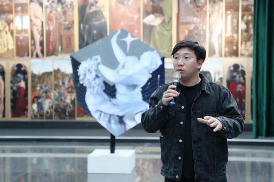 《张钊瀛:蜕变》个人项目于6月1日在北京开幕