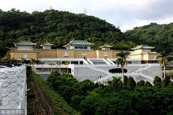 2009年9月,台北故宫博物院。/视觉中国