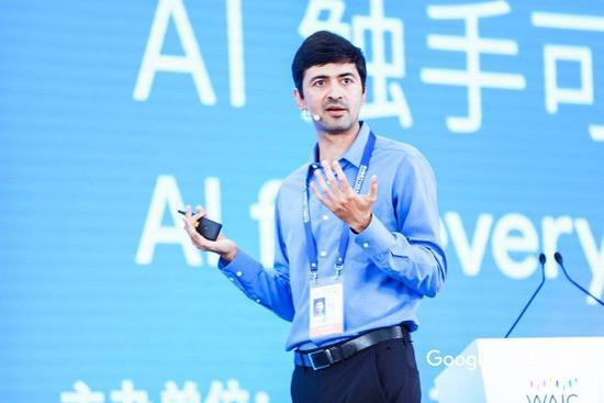谷歌全球副总裁、工程研究员Jay Yagnik