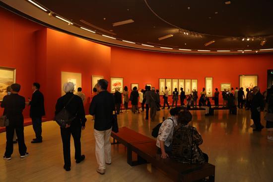 11展览现场