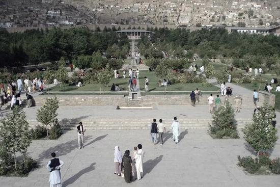 2012年的阿富汗喀布爾市