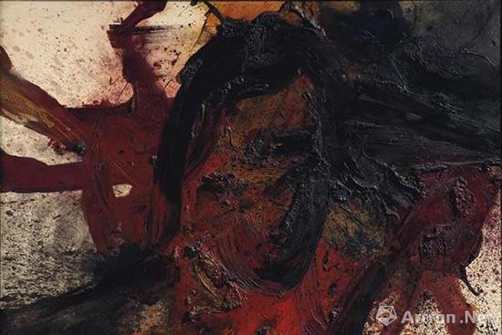 拍品编号12 白发一雄 (1924-2008) 《Chigakusei Tekkyoshi》