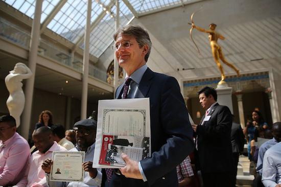 托马斯·坎贝尔,旧金山艺术博物馆现任馆长
