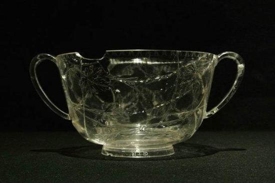 TOP3:阿富汗水晶杯