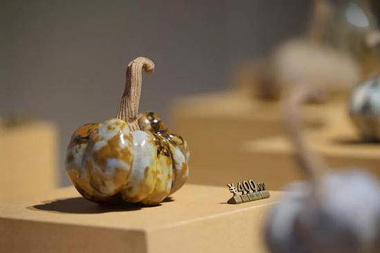 李振明 陶瓷雕塑