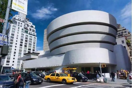 纽约古根海姆艺术博物馆