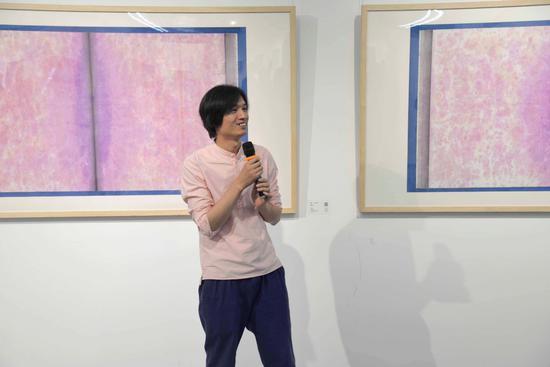艺术家鞠方先生分享创作感想