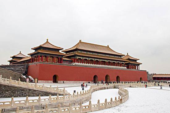 故宫博物院古建整体保护维修项目绩效评价报告